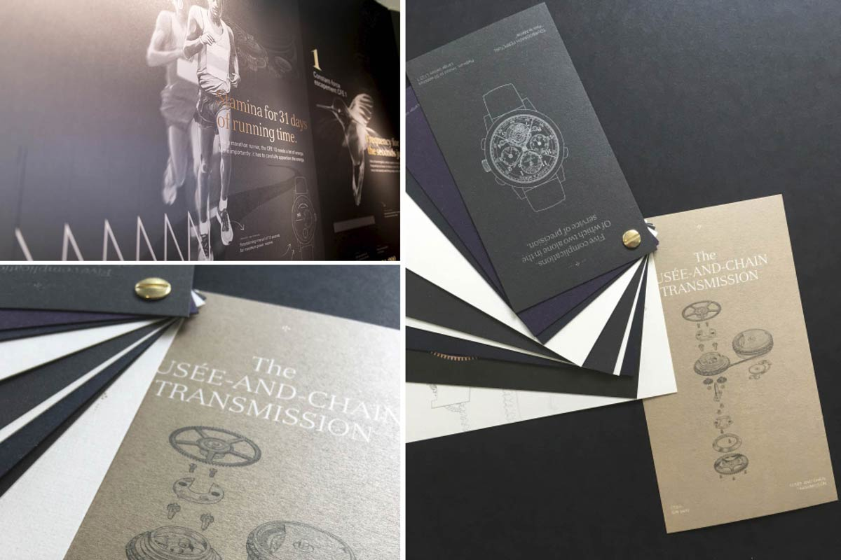 A. Lange & Söhne / luxury chronograph manufactory